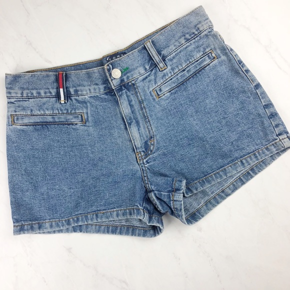 6524346f2c Tommy Hilfiger Shorts | Vintage Tommy Jeans Short Juniors 5 | Poshmark